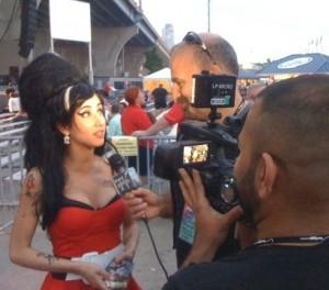 Amy Winehouse, Dana DeLorenzo, reel gay, House of Winehouse